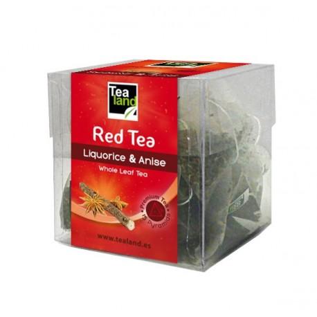Pu Erh Té rojo